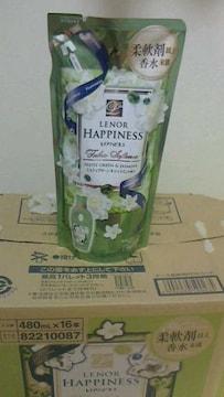 レノアミスティグリーン&ジャスミンの香り480mL×16点詰め替え用