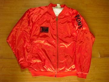 80〜90年代 PONY ポニー ジャケット USA−XL