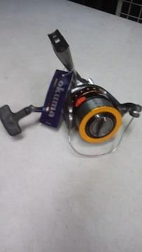 SAFINA 5000 (クイックセット アンチリバース)機能 4ベアリング内蔵