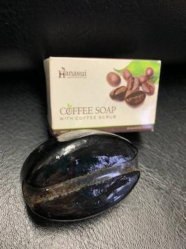 コーヒー豆ソープ しっとり すべすべ シミ シワ バリコスメ