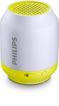 Bluetoothスピーカー ワイヤレス 黄