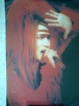 X JAPAN hide ポスター ヒデ 1994
