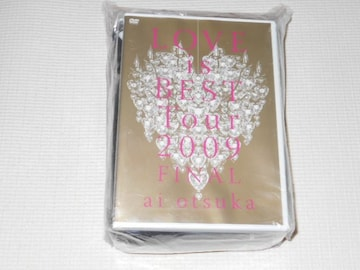 DVD★大塚愛 LOVE is BEST Tour 2009 FINAL mu-moショップ限定盤