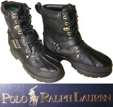 POLO Ralph/ポロ ラルフローレン ブーツ 編上ブーツ7001us7.5