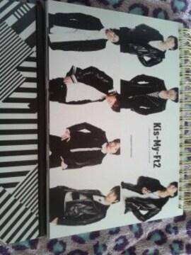 Kis-my-ft2 2015年4月1日〜2016年3月31日 カレンダー 新品