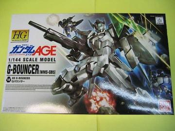 1/144 HG-AGE14 [WMS-GB5] Gバウンサー 機動戦士ガンダムAGE ウルフ専用機