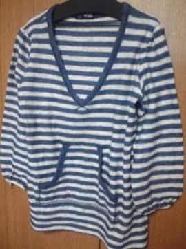 4Lチュニックセーター