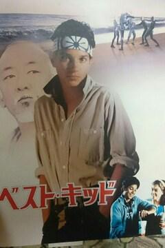 ベスト・キッド ラルフ・マッチオ 映画パンフレット