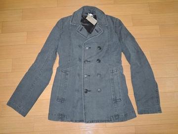 新品コムデギャルソンHOMME加工コートジャケットXS古着パッチ