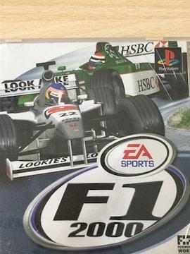 プレイステーション   F1  2000