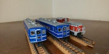 ToMixDD51形機関車とKATO14系客車6両