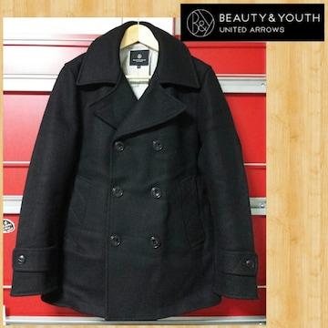 購入35000円 BEAUTY & YOUTH ユナイテッドアローズ ピーコート M