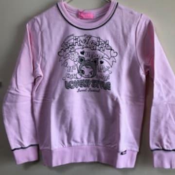 メゾピアノ 長袖Tシャツ 150cm(Mサイズ)p