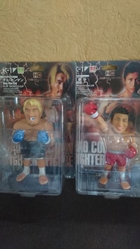 HAO K-1 魔裟斗&チェホンマン  UFC