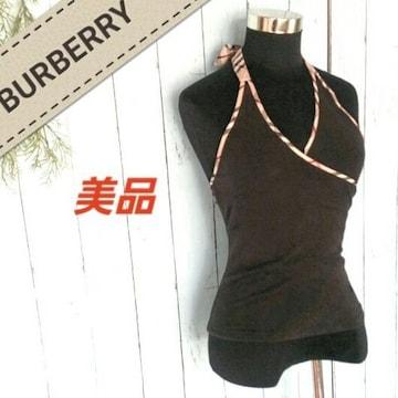 ホルターネックキャミ☆BURBERRY