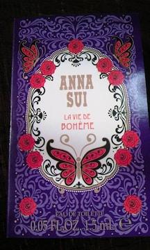 ANNA SUIラ ヴィ ドゥ ボエムオーデトワレ