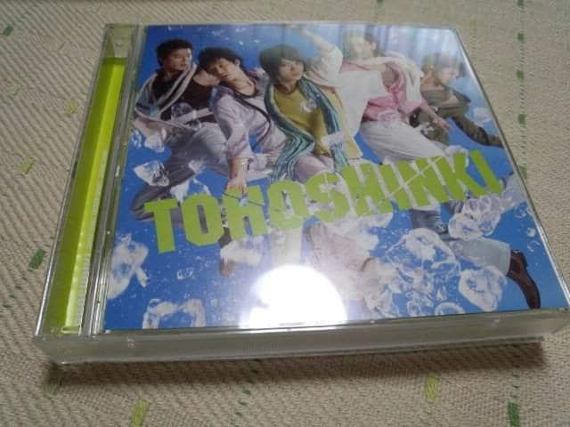 *東方神起SUMMERCD+DVD  < タレントグッズの