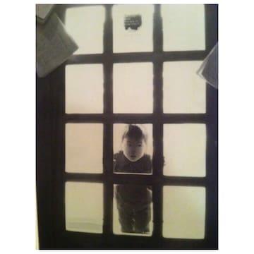 【未使用品*3枚セット】昭和レトロなモノクロ写真ポストカード