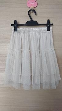 W closet レーススカート used