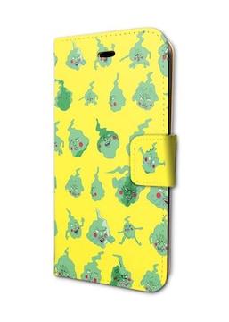 モブサイコ100 手帳型スマホケース エクボ iPhone6・6S