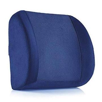 MOEEZE 低反発ランバーサポート 健康クッション 腰枕 背もたれ