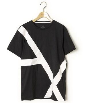 ☆アルマーニ エクスチェンジ ビッグロゴ Tシャツ 半袖/メンズ/XS☆新作モデル