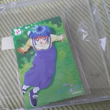 虹野沙希 テレホンカード(未使用・50度数利用可)