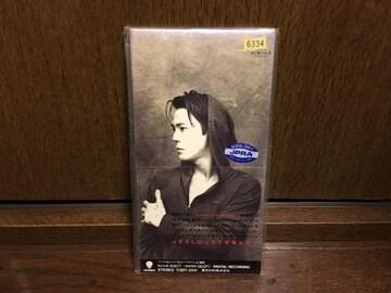 氷室京介 CDシングル JEALOUSYを眠らせて