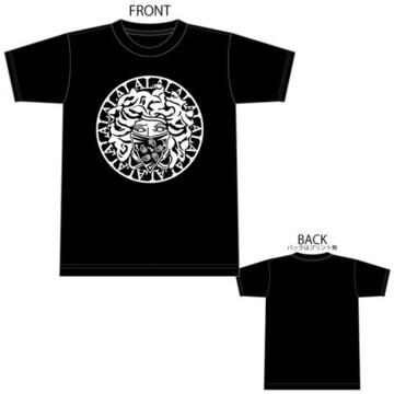 メデューサ Tシャツ TEE 半袖 半袖Tシャツ 1597 XXL 2XL