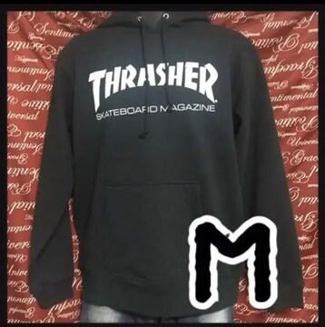 M・スラッシャー・THRASHER/パーカー新品8424円