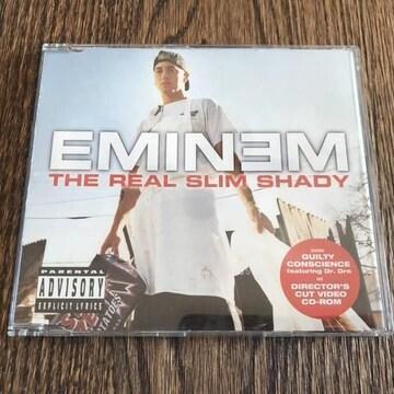 EMINEM (エミネム) / THE REAL SLIM SHADY [CDS]