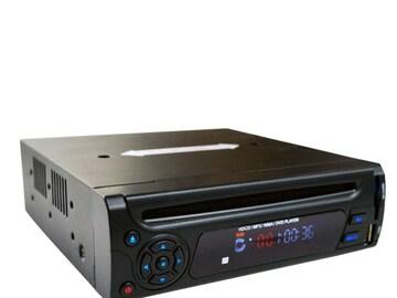 DVDプレーヤー CPRM対応 シガーケーブル付