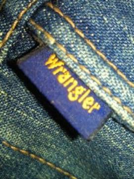 Wranglerw ラングラー Gジャン ジャンパー ジャケット ブルー 140 デニム
