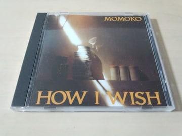 MOMOKO CD「HOW I WISH」(COSA NOSTRA)●