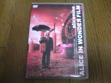 アリス九號DVD ALICE IN WONDER FILM DVD