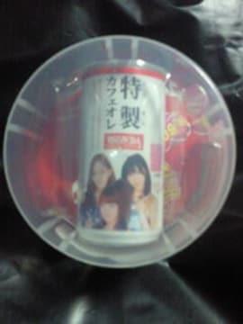AKB48 アサヒ ワンダ 特製カフェオレ 特別 デザイン缶 マグネット 高橋 板野 指原
