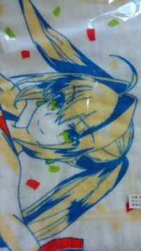 一番くじ Fate J賞 ビジュアルタオル キャスター/ネロ・クラウディウス