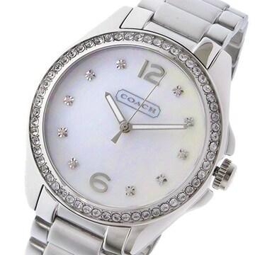 COACH トリステン クオーツ レディース 腕時計 14501660