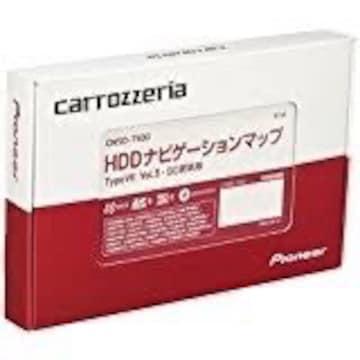カロッツェリア(パイオニア) カーナビ 地図更新ソフト HDD