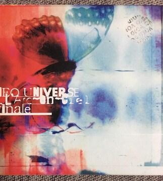 L'Arc-en-CielのNEO UNIVERSEの初回限定版CD