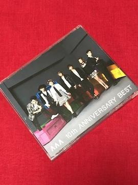 【即決】AAA(BEST)CD2枚組