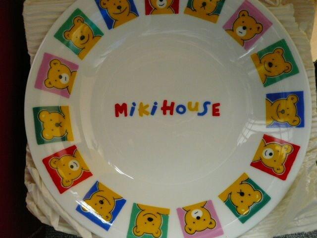 ミキハウス「スープ(皿)5枚セット」 < インテリア/ライフの