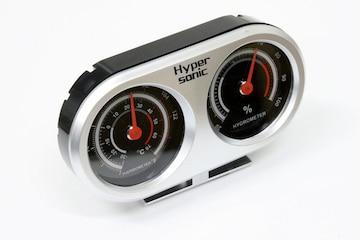 温度計 湿度計 デュアル メーター