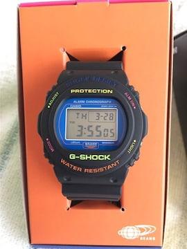 G-SHOCK × BEAMS / 別注 DW-5750BE-1JR