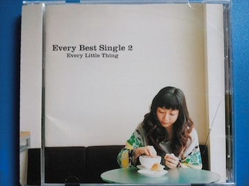 Every Little Thing Every Best Simgle2 帯付