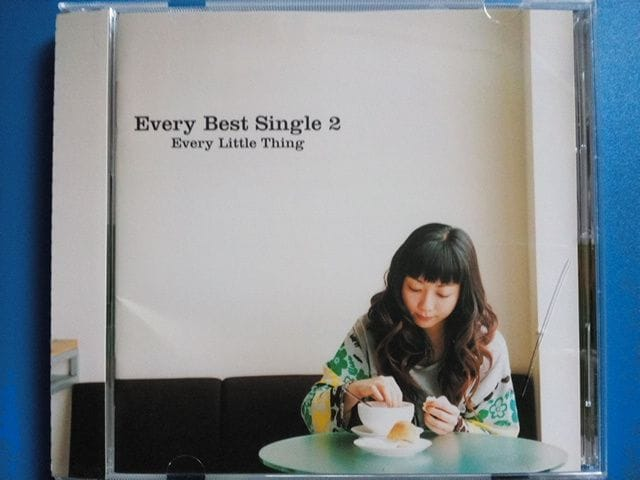 Every Little Thing Every Best Simgle2 帯付  < タレントグッズの