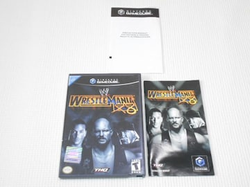 GC★WRESTLEMANIA X8 WWE 海外版