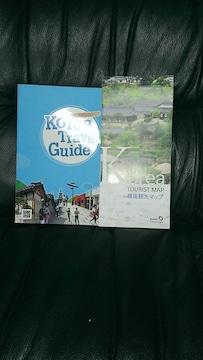 未使用☆韓国観光マップ