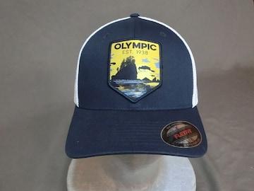 コロンビア 世界遺産 オリンピック国立公園 ワッペンCAP
