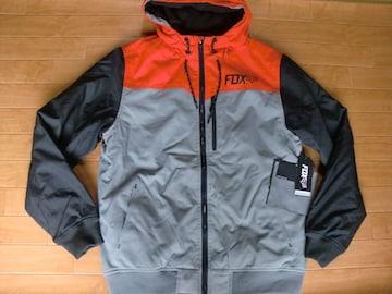 モトクロス好きに FOX フォックス 中綿ジャケット L 新品